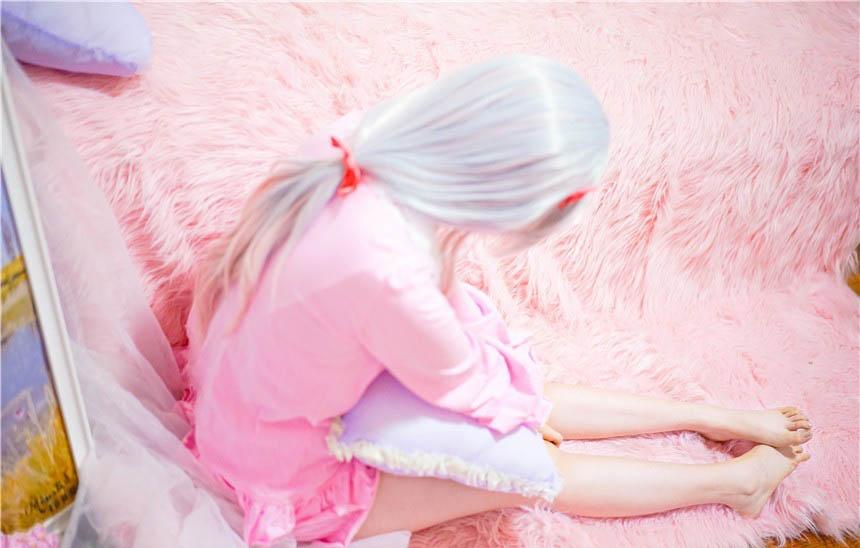 唯美系列-粉嫩萝莉
