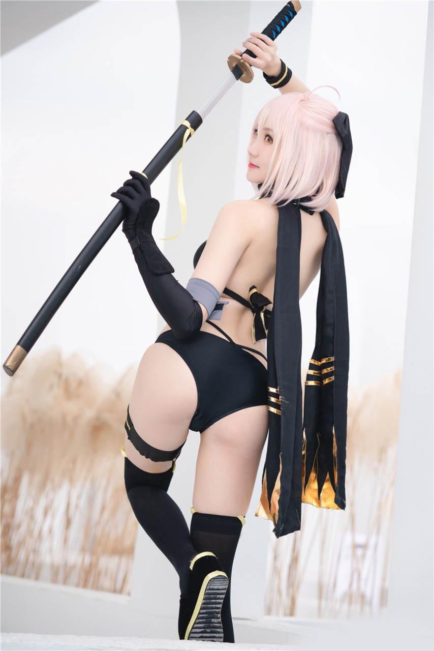 唯美系列-女武士