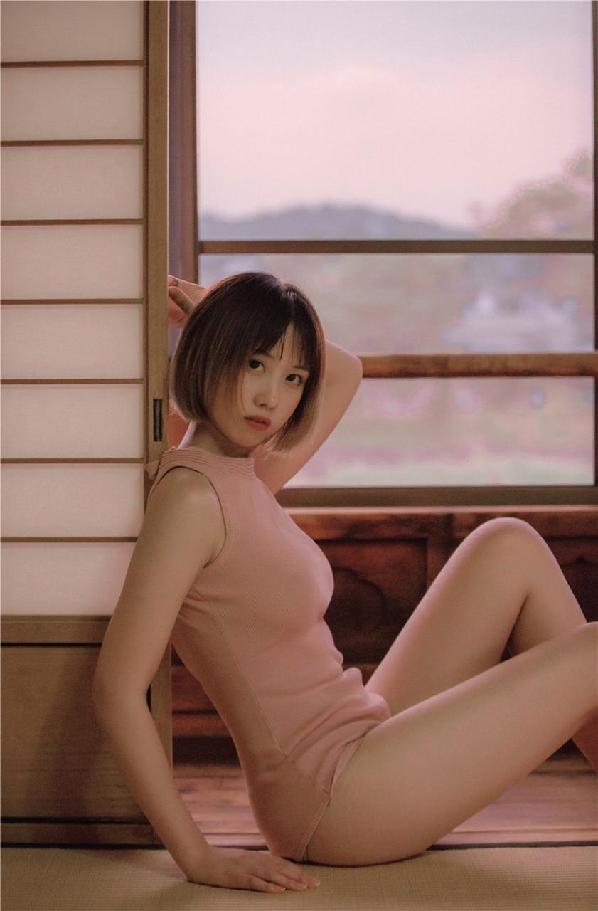 清纯少女美丽私房照