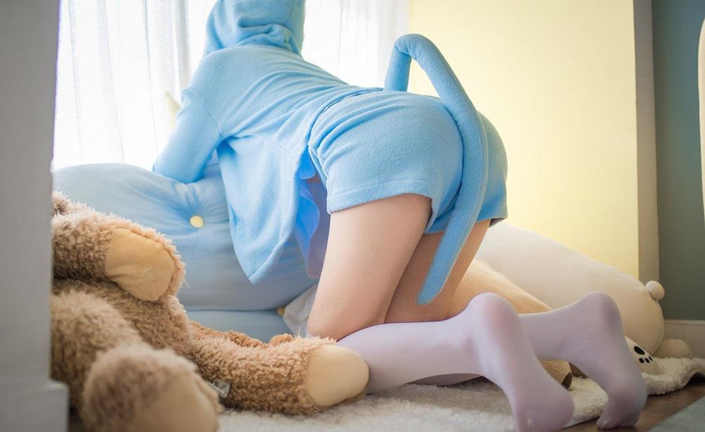 小野妹子w - 蕾姆 藍色精靈