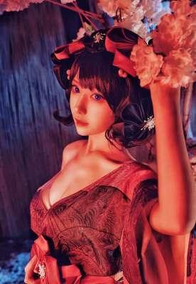 颜值迷人粉嫩美女画仙夺命娇体唯美性感