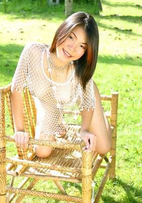 日本模特angela