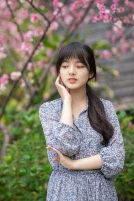 邻家女孩郑宇岑