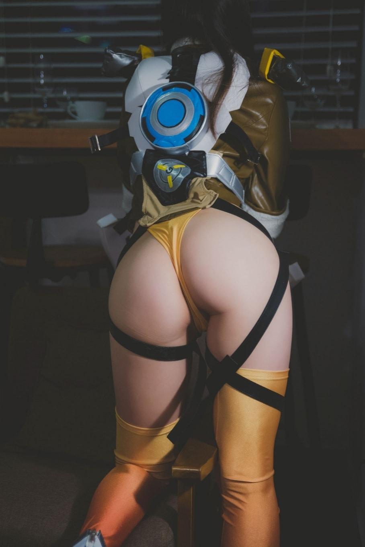 柚木写真-守望先锋猎空cosplay