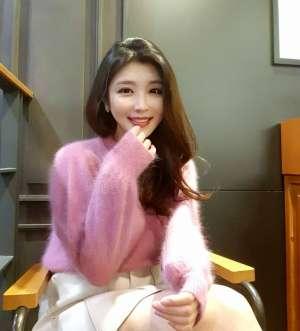 韩国正妹朴贤书BJ女主播的泰国行又性感又清凉