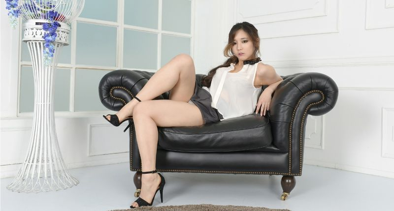 模特养成韩国模特CHAEYEONG肉感美模无圣光私拍福利图