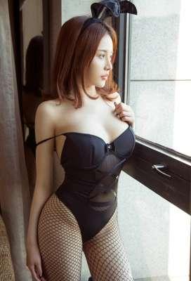 尤物小七傲人双峰兔子造型美女娇艳火辣挑逗销魂