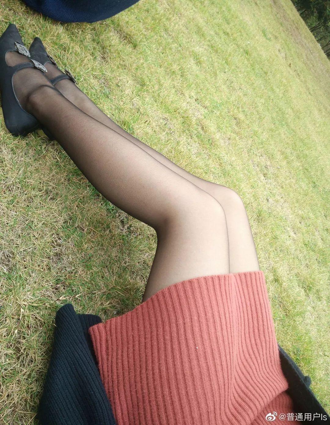 有一种诱惑,叫大长腿