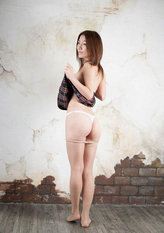 韩国模特裸照外流