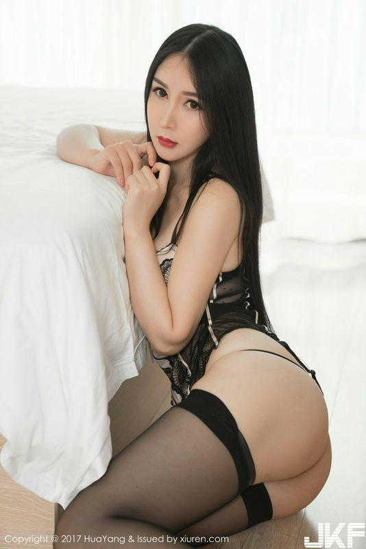 花漾SHOW系列 顾欣怡性感写真
